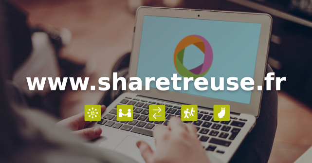 YES WE SHARE-TREUSE ! - Sharetreuse
