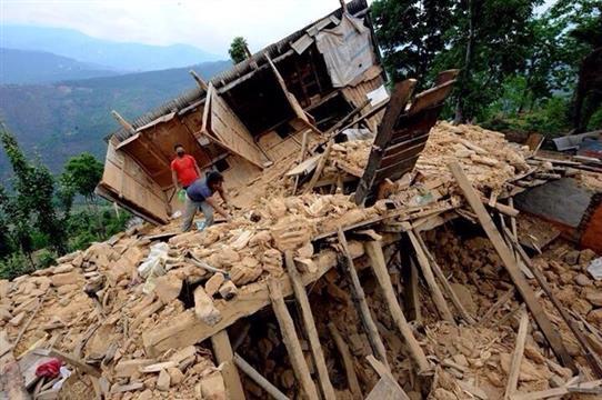 Urgence Népal - Association France Népal de Développement mutuel