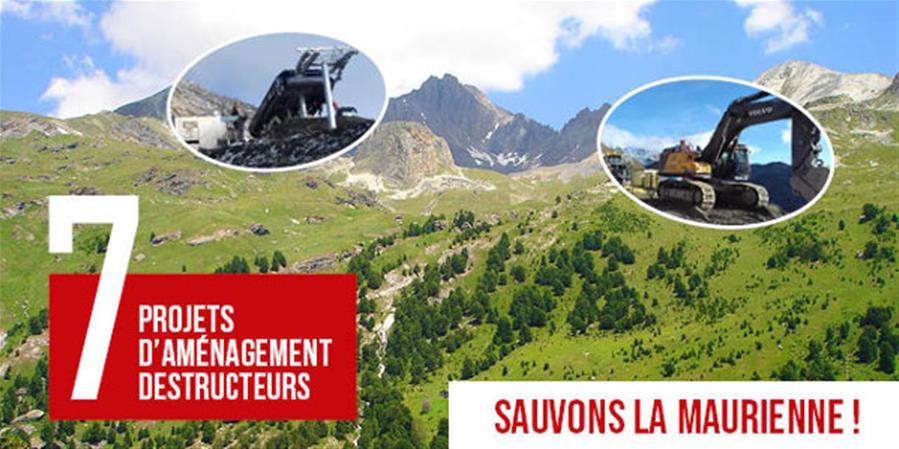 Sauvons la Maurienne ! - France Nature Environnement Auvergne-Rhône-Alpes