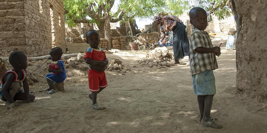 Covid-19 Nourrissons nos filleuls et leurs familles au Sénégal - Détresse Enfants du Monde Sénégal