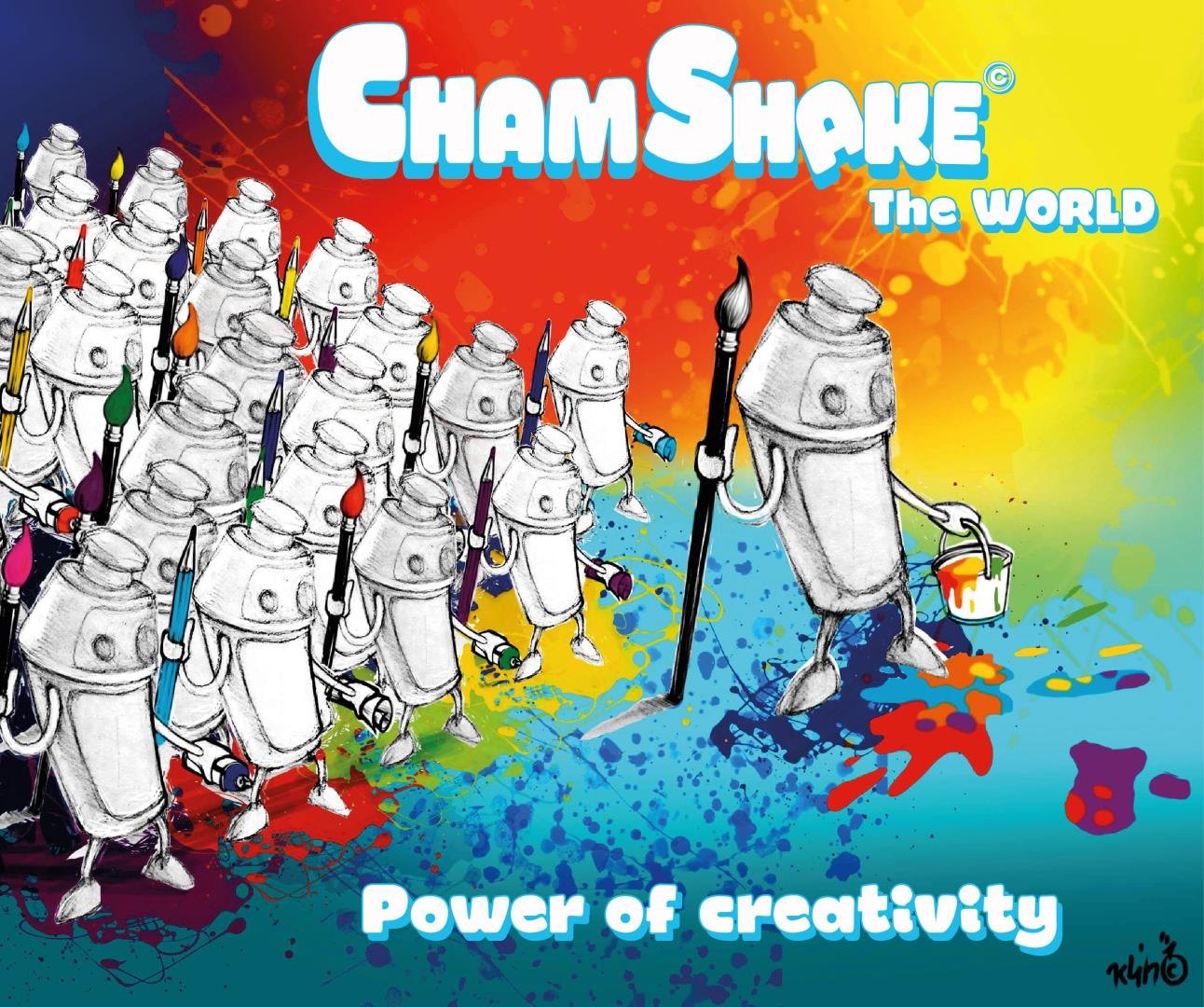 Adhésion annuelle 2016 - Annual Membership 2016 - Chamshake