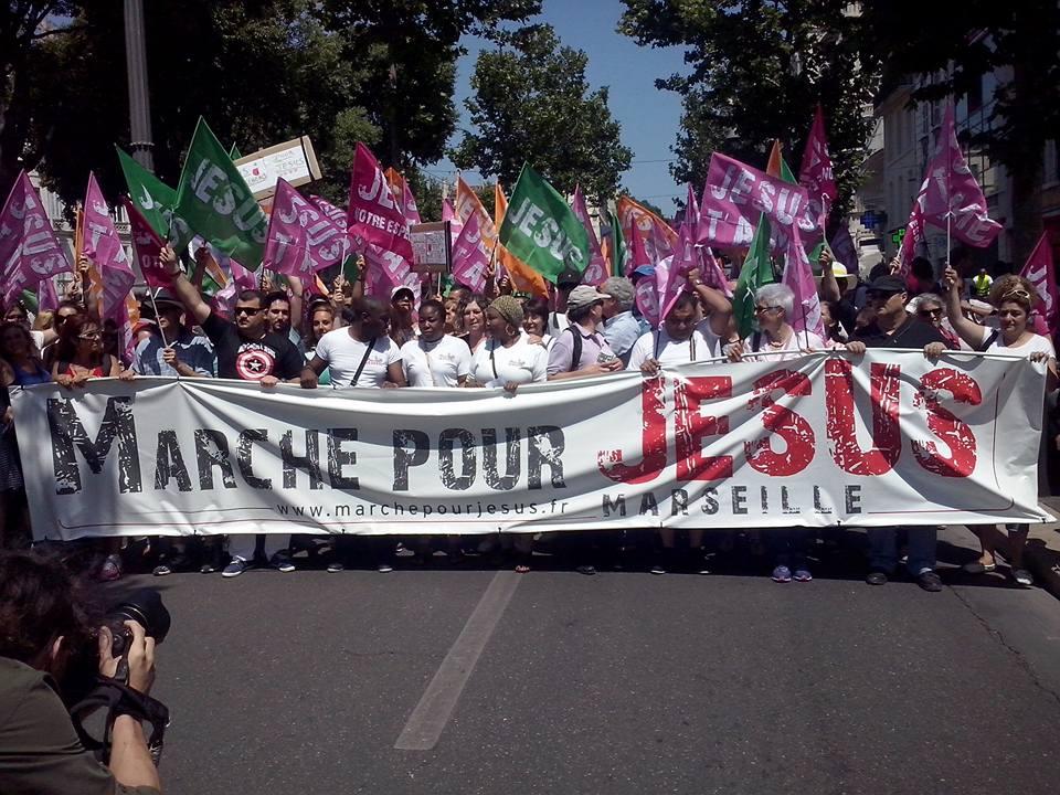 Adhérez à l'association MPJ Provence - Marche pour Jésus Provence