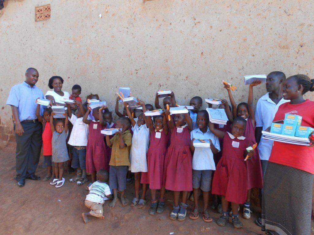Adhésion - Les Ecoliers de Kampala