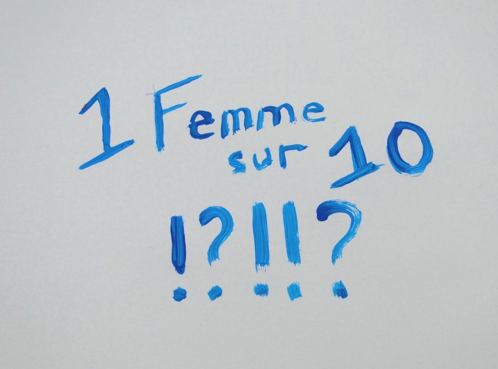 """""""Je soutiens la lutte contre les violences conjugales"""" - Association Filactions"""