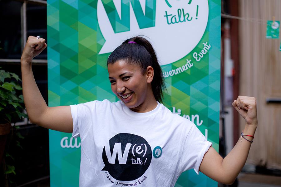 Une adhésion, un don : je donne de la voix à W(e)Talk ! @wetalk_e - W(e)Talk