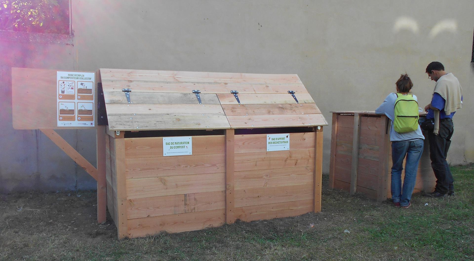 adhésion à l'association - Les Compostiers