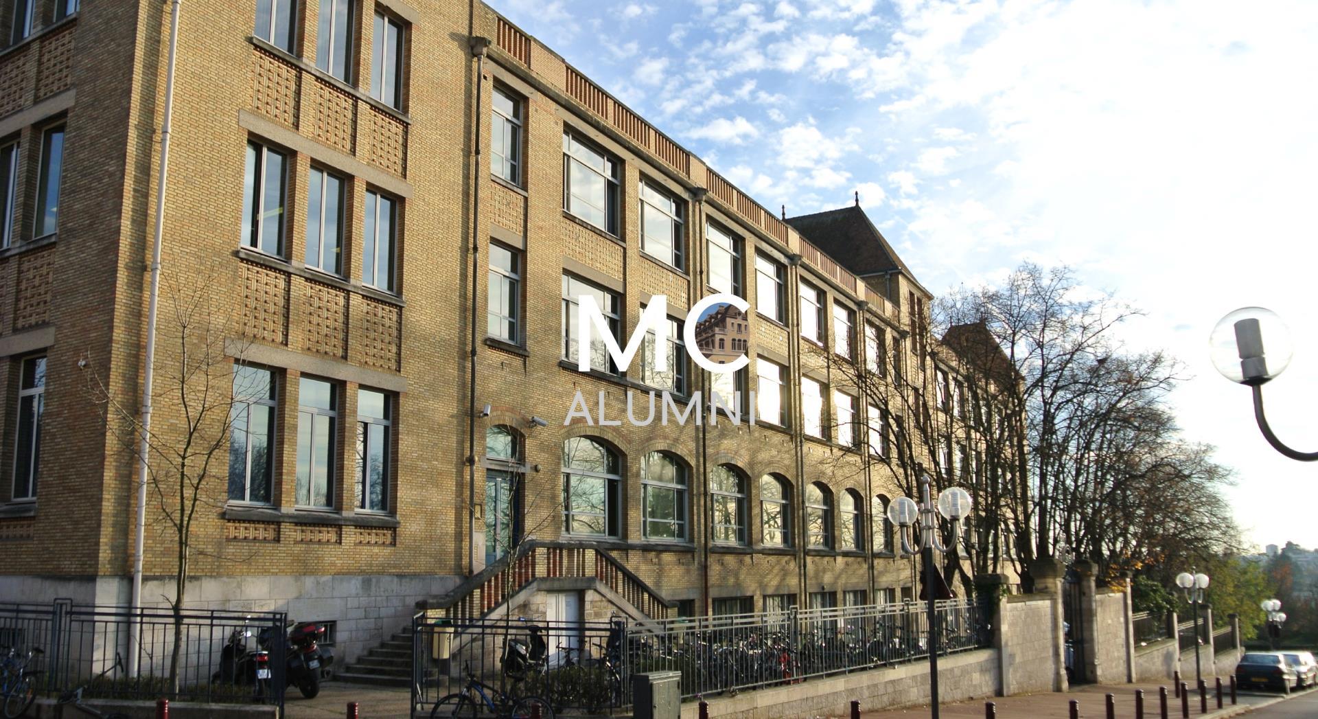 Adhésion à MC Alumni - MC Alumni