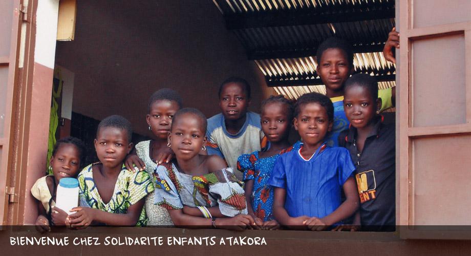 Rejoignez SEA! - Solidarité Enfants Atakora