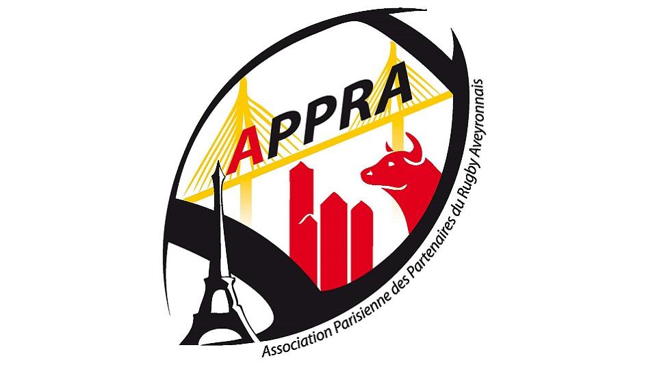 Adhésion APPRA 2015-2016 - Association Parisienne de Partenaires du Rugby Aveyronnais