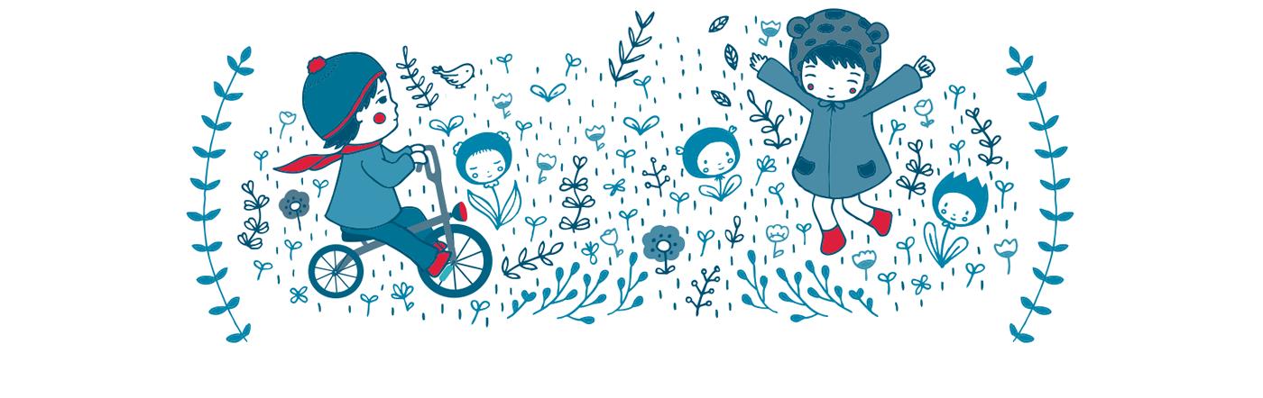Adhésion au Jardin Bleu - Jardin Bleu