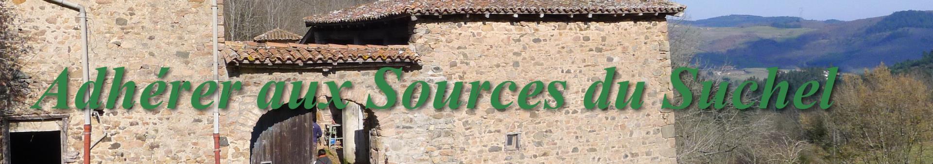 Adhésion aux Sources du Suchel - Les Sources du Suchel