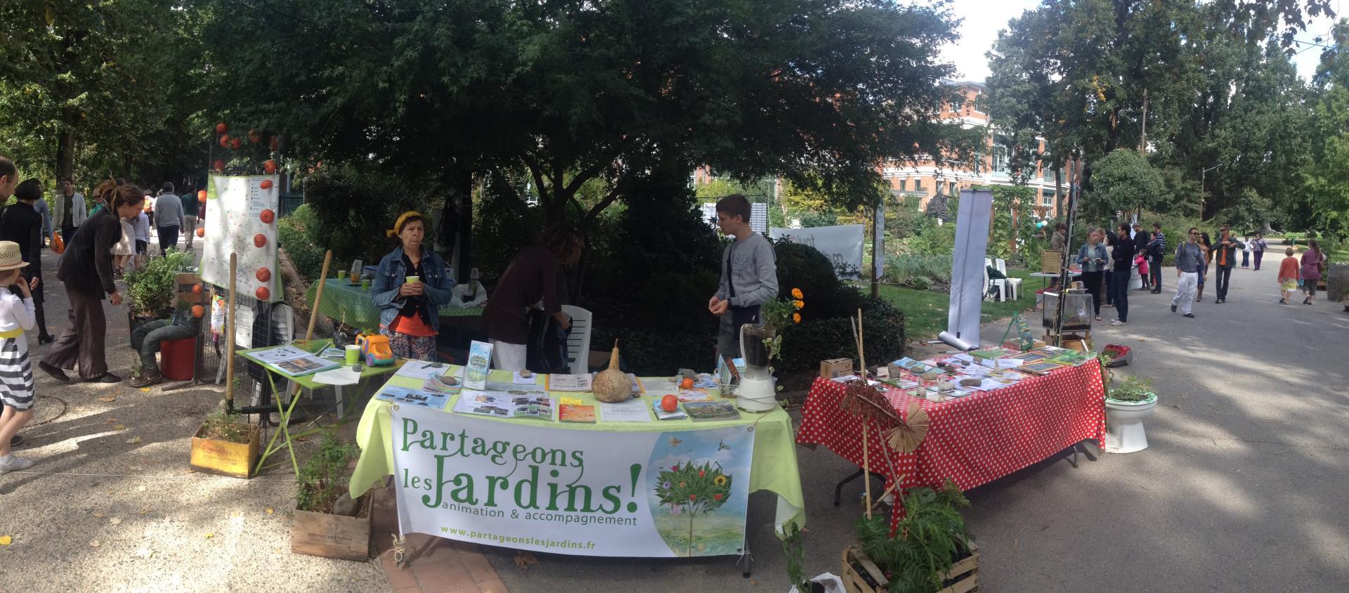 Adhésion Partageons Les Jardins 2019 - Partageons les jardins !
