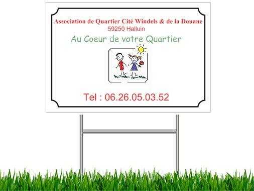 Si vous souhaitez adhérer pour l'année 2015  - Association de Quartier Windels & de La Douane