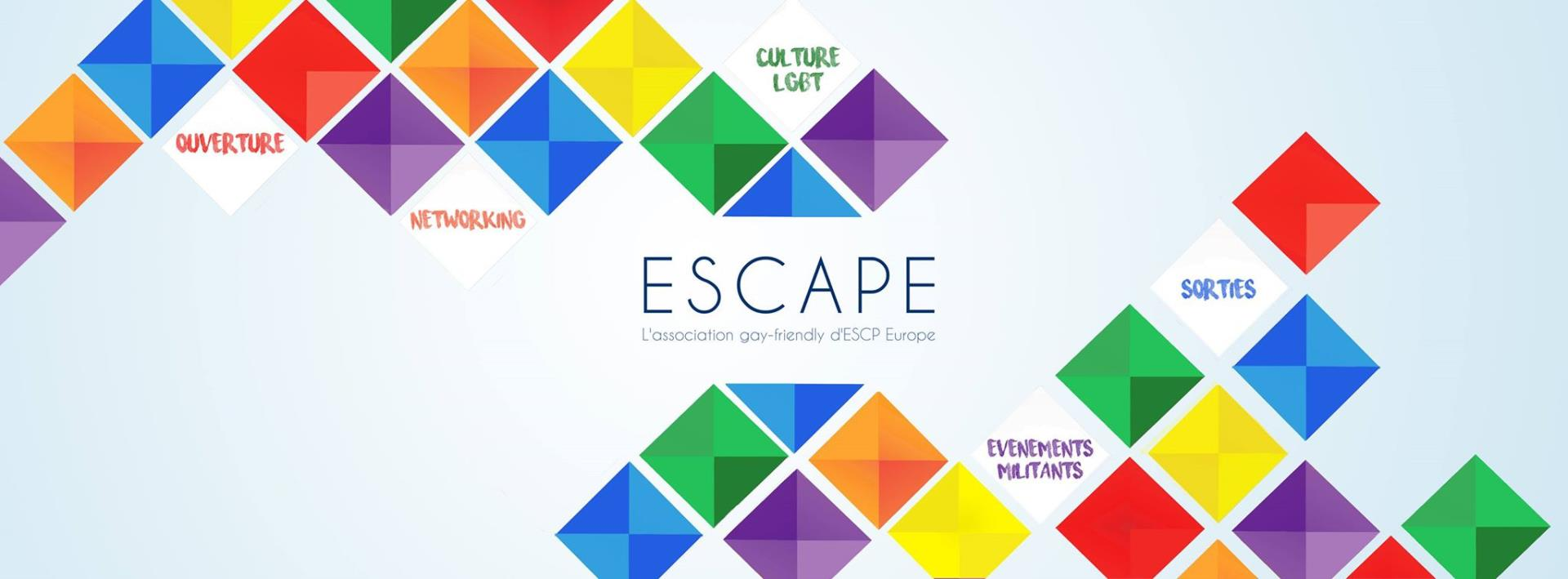 ADHÉSIONS ESCAPE ESCP EUROPE - ESCAPE