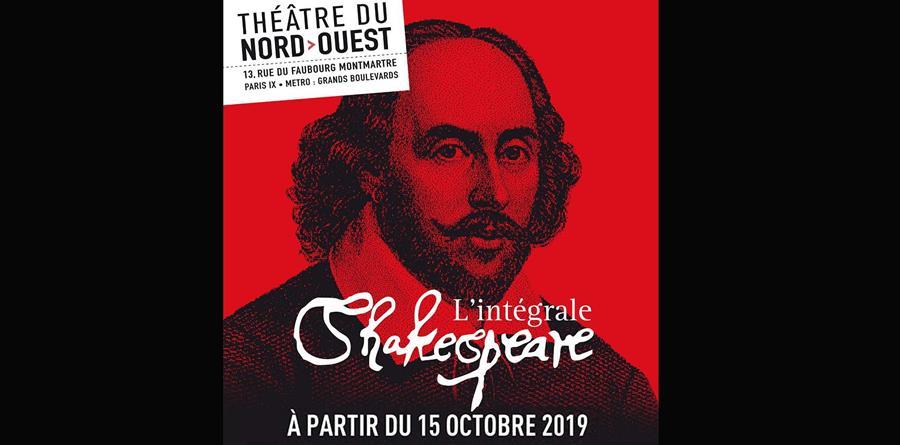 Intégrale Shakespeare - Les Intégrales