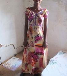 Aïssata : atteinte d'un cardiopathie sévère, opérable en France. - ONG Santé Sans Passeport