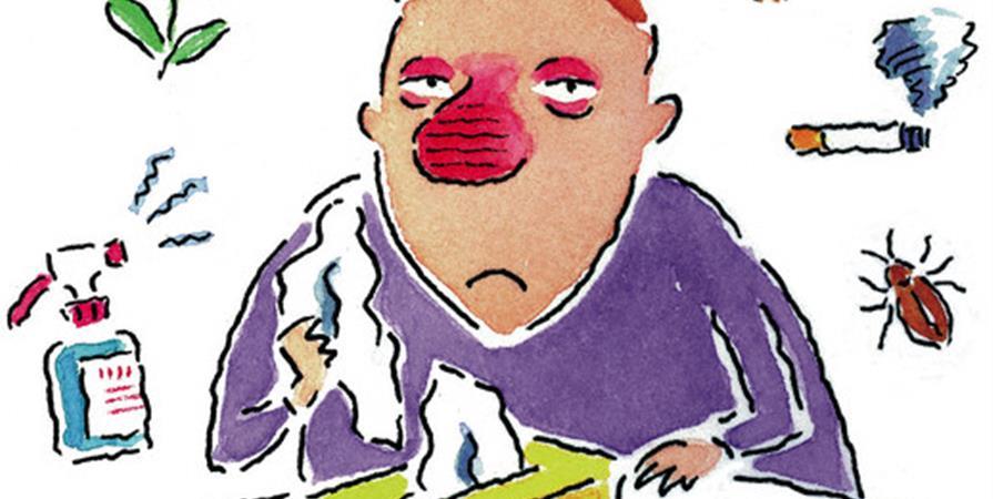 Animation sur les Allergies  - ANTILLES ALLERGIES & ASTHME