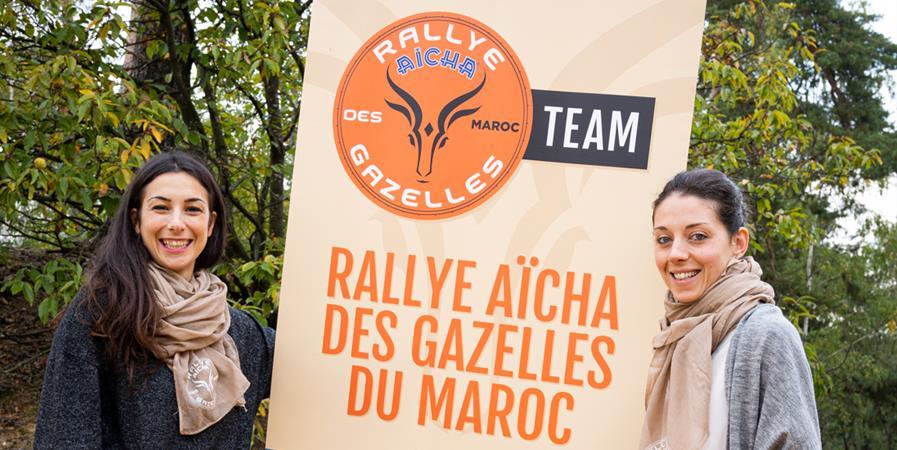 Rallye Aïcha Des Gazelles 2020 - Anaïs & Emeline - Equipage 33 - Crazy Motor Ride
