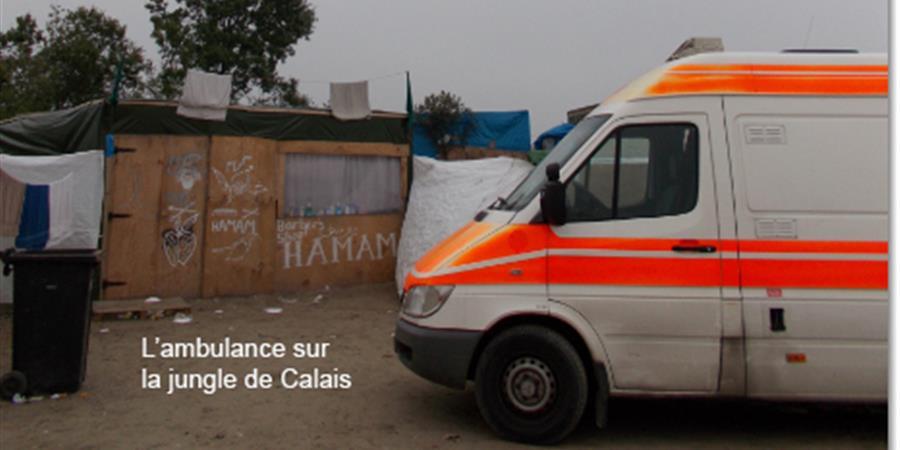 Soutenez l'ambulance solidaire! - Association Soin Intercommunale