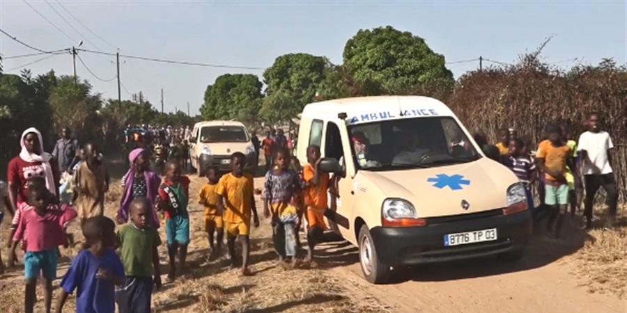 Route de la solidarité et de l'amitié - Les Anciens et les Amis de la Casamance