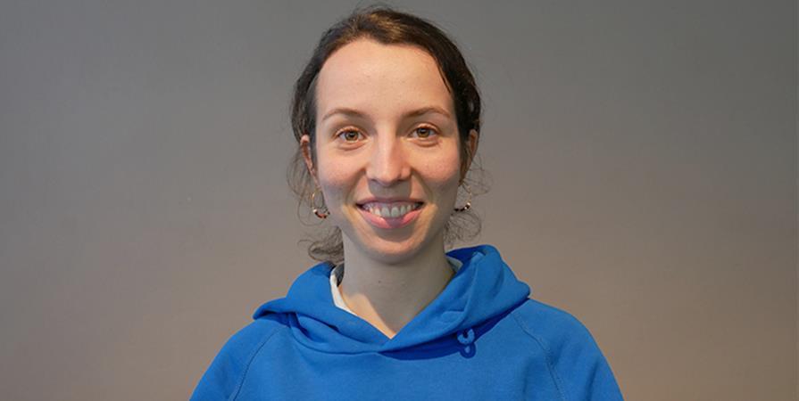 Anne-Laure, infirmière au Togo - Délégation Catholique pour la Coopération