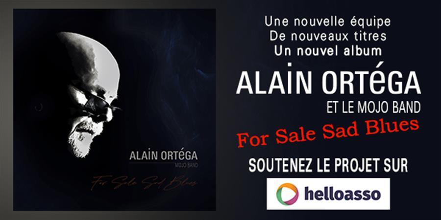Lp Alain Ortega et Le Modjo Band - Musikovent