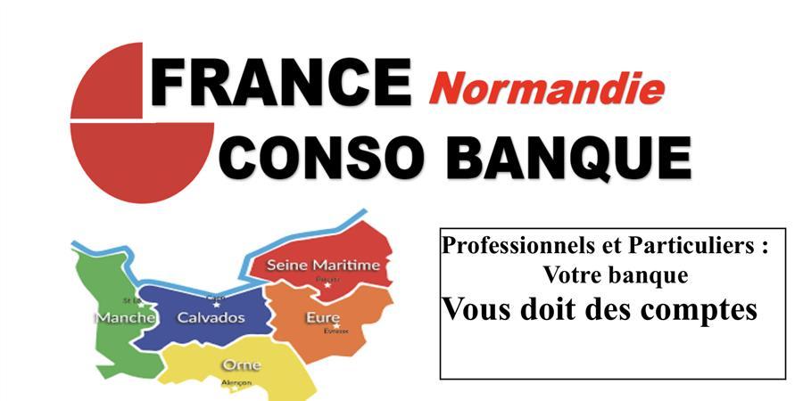 Aidez-nous à lancer les permanences et l'accueil des consommateurs en difficulté - FRANCE CONSO BANQUE NORMANDIE