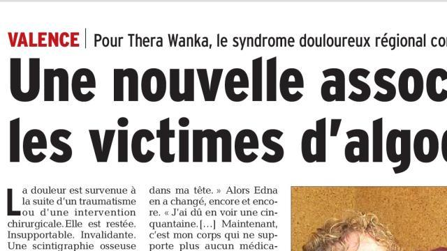 SDRC quand tu nous tiens - Association Thera Wanka