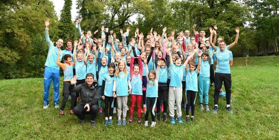 Soutenez le club d'athlétisme de St-Julien en Genevois et sa section jeunes - Athlé St-Julien 74