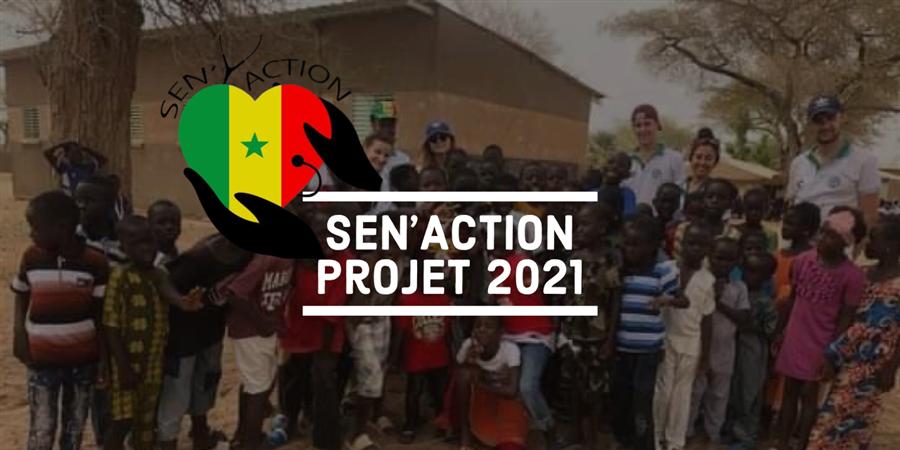 Sen'Action: Projet humanitaire au Sénégal - Senaction