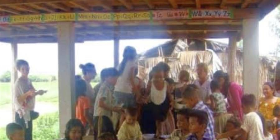 Urgence aide alimentaire Cambodge  - Association humanitaire 3 ptits points