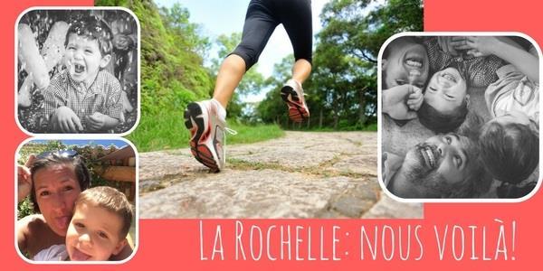 Gaëlle rejoint les déglingos du Marathon de la Rochelle au profit du service de cardiopédiatrie du CHU Bordeaux - PETIT COEUR DE BEURRE
