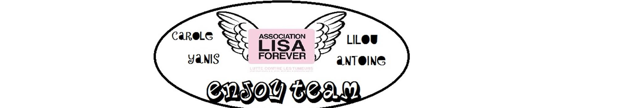 Collecte Enjoy Team !  - LISA FOREVER