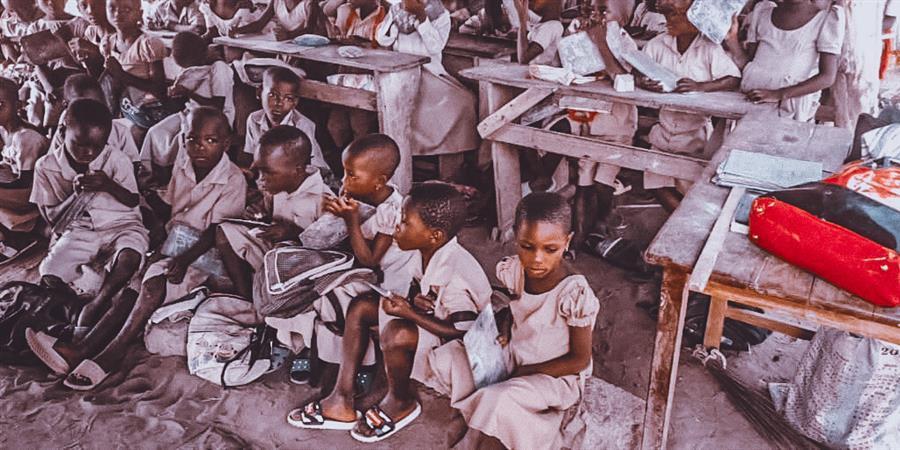 Des Bancs pour Agbonou - pepited'espoirandgoldenlife