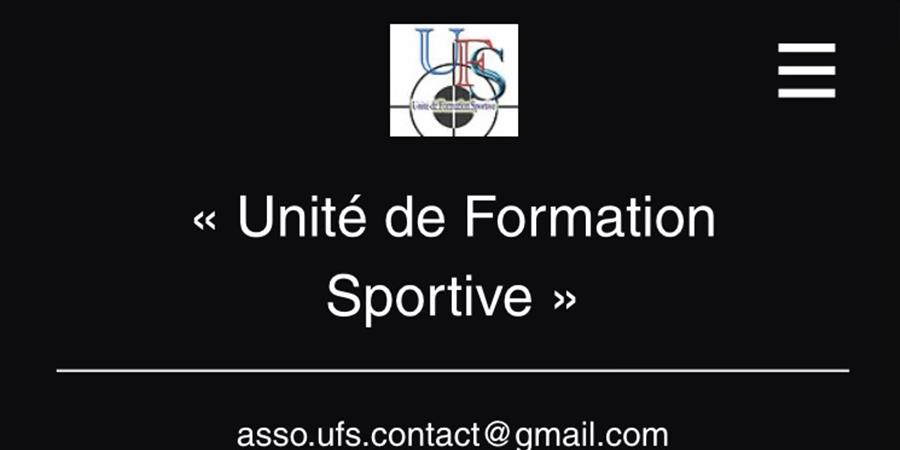 Création de postes  - Unité de formation sportive