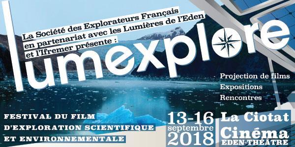 Lumexplore 2018 - Les Lumières de l'Exploration