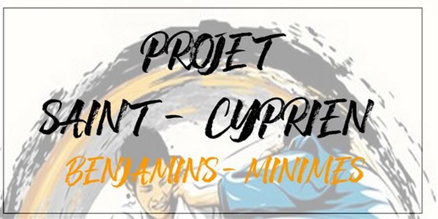 PROJET SAINT-CYPRIEN - JUDO CLUB CHILLY-MAZARIN MORANGIS