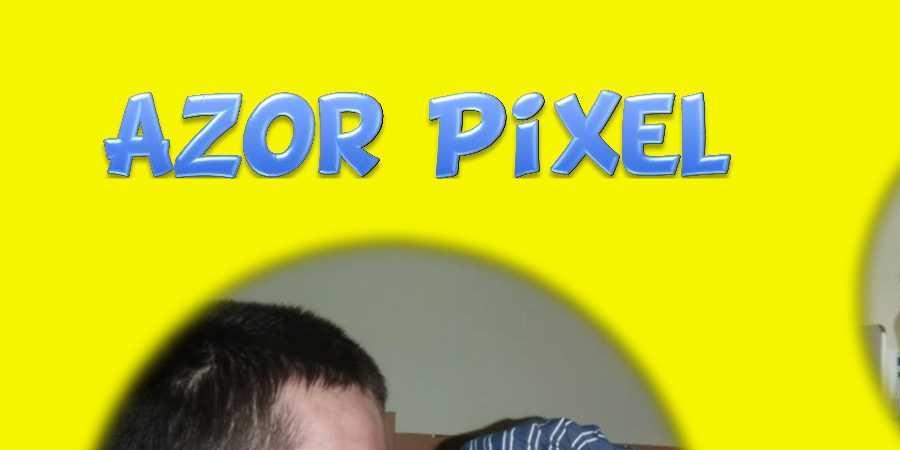 Les enfants autistes et le clown Azor Pixel à Saint-Macaire (2017-2018) - Les Givrés du Plumeau