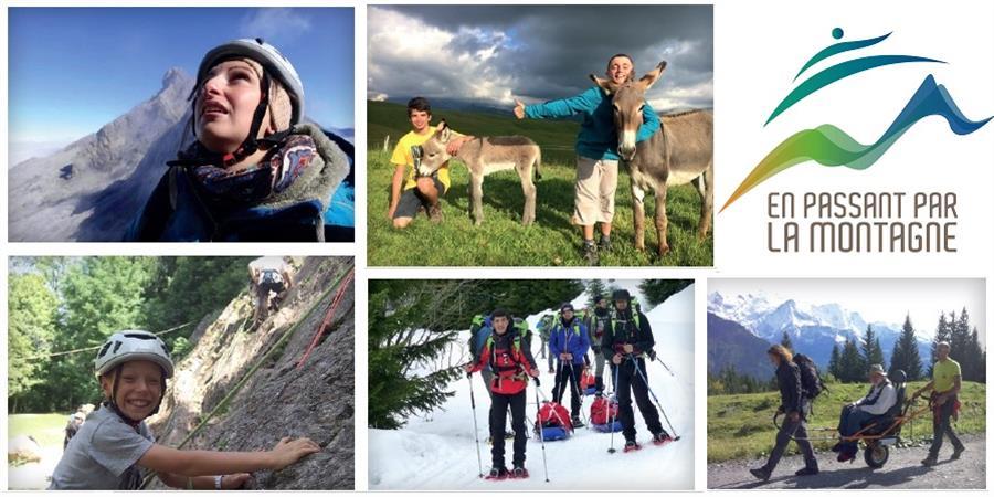 Mon défi 2020 : l'UTMB® solidaire - En Passant Par la Montagne