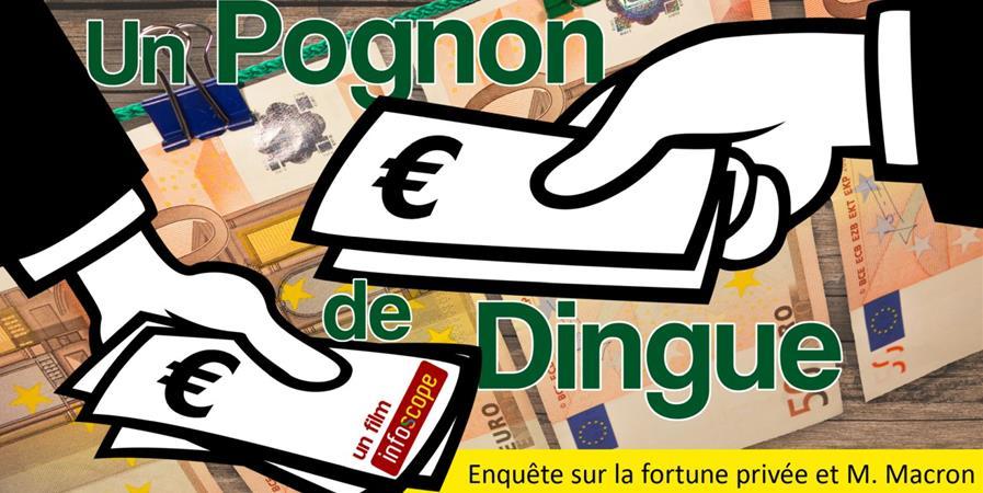 Production du documentaire Un Pognon de Dingue - Infoscope