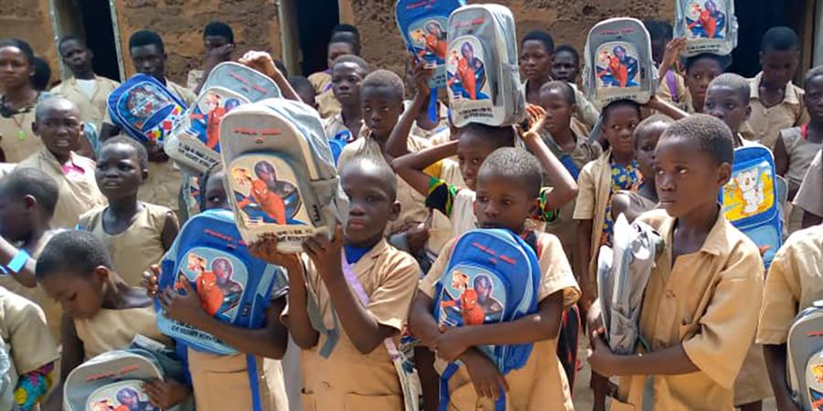 L'école pour tous au Bénin - association Au coeur des enfant du  benin