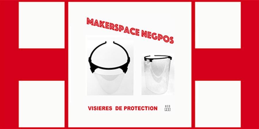 VISIERES DE PROTECTION - NEGPOS