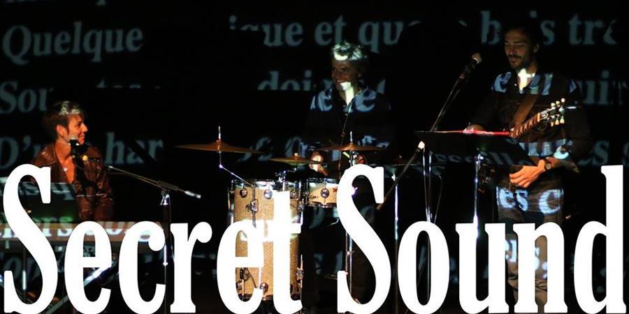 """""""Secret Sound"""", concert d'après """"Les Sonnets"""" de William Shakespeare - Théâtre d'Air"""
