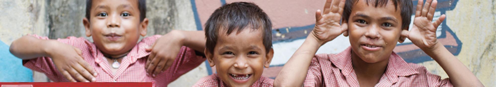 Aidez-moi à aider cette association qui fait des merveilles pour l'éducation  - Calcutta de la rue à l'école