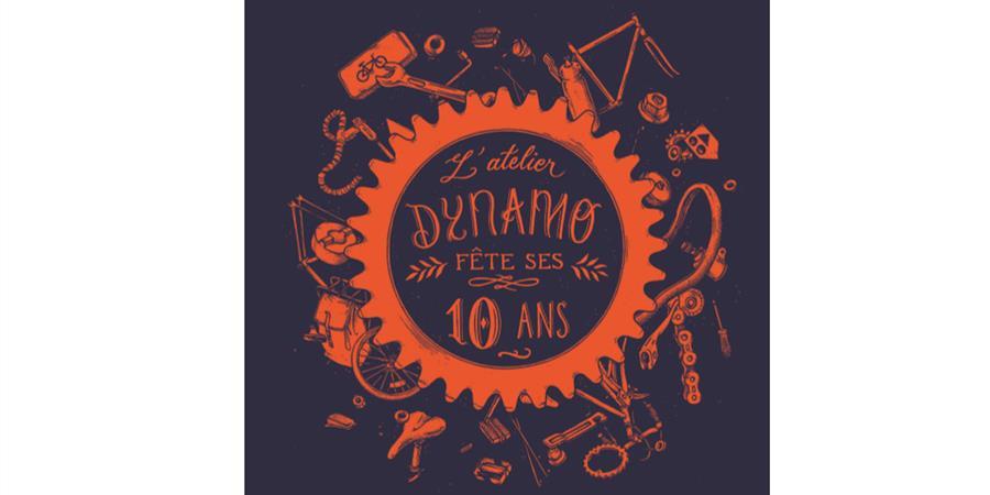 Les 10 Ans de l'Atelier Dynamo - Atelier Dynamo