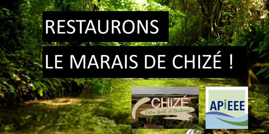 Restaurons le Marais de Chizé !  - APIEEE