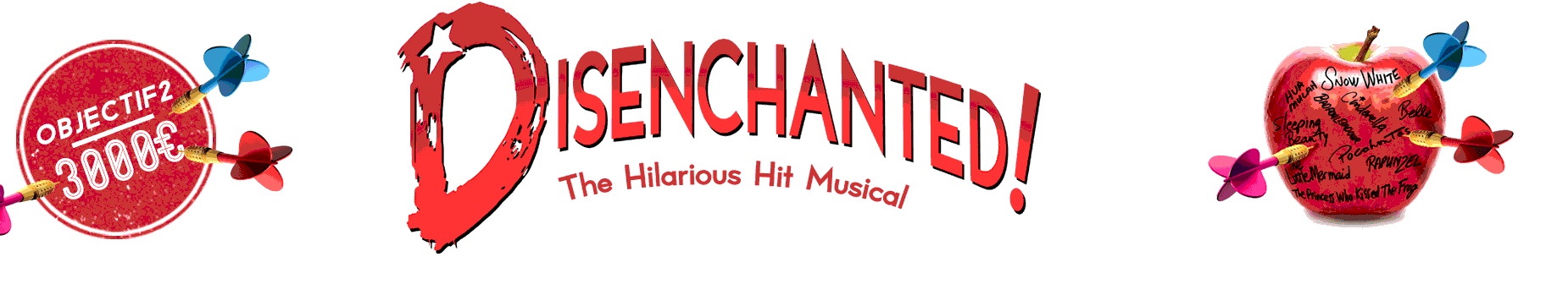 Disenchanted! The Musical à Paris -