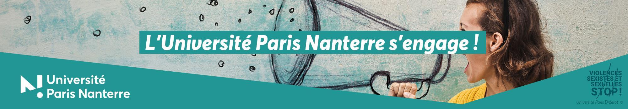L'université Paris Nanterre s'engage - Fondation des Femmes