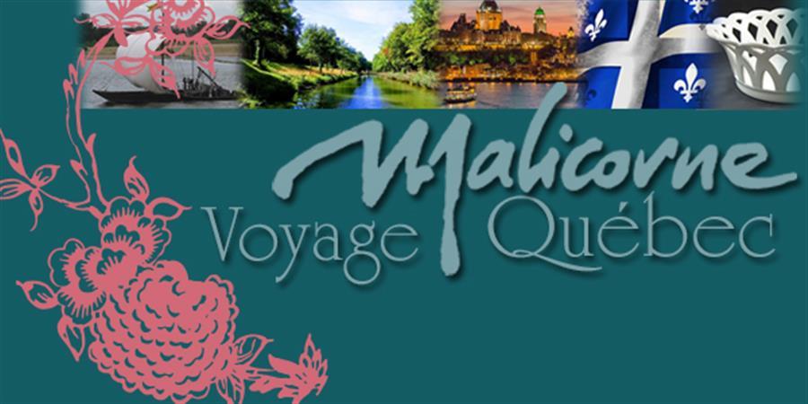 Voyage Malicorne/Québec - Association des Artisans d'Art et Artistes de Malicorne