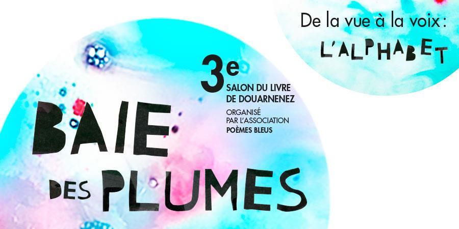 Soutenez Le Salon Du Livre Et De La Poésie Baie Des Plumes